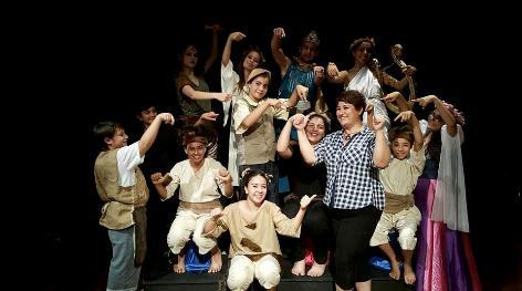 Театральные курсы для детей