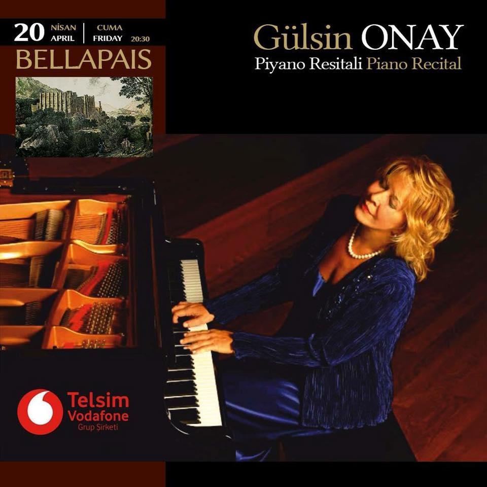 Фортепианный концерт Gülsin Onay