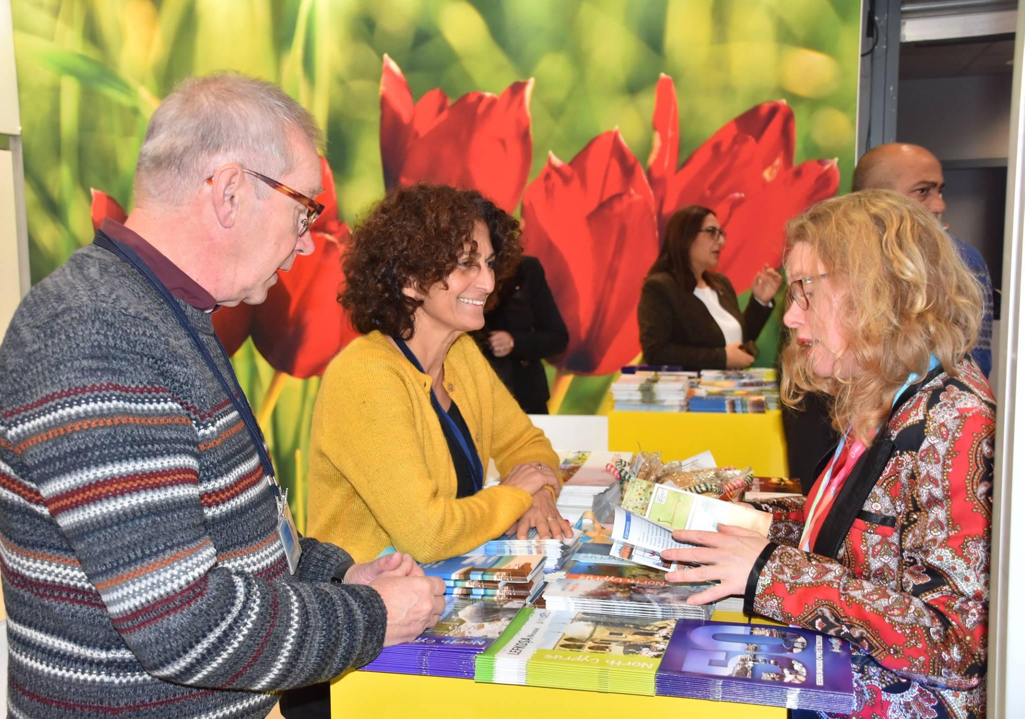 Северный Кипр принимает участие в выставке в Голландии