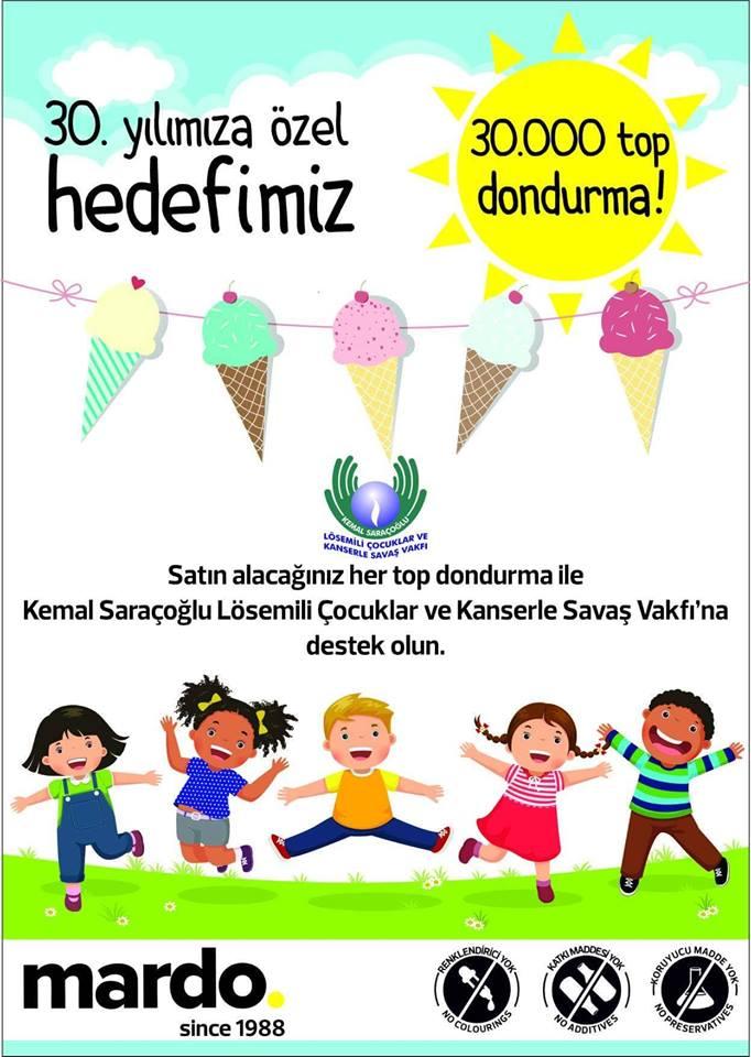 Купи мороженое - помоги детям!