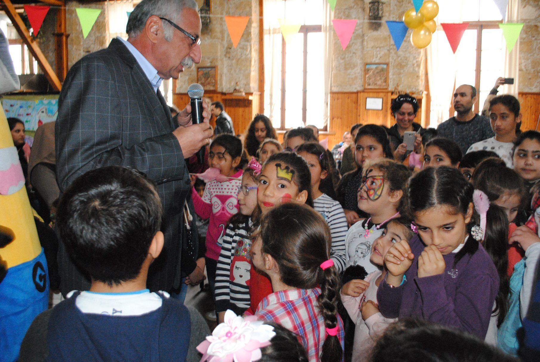 Мероприятия для детей в Кирении