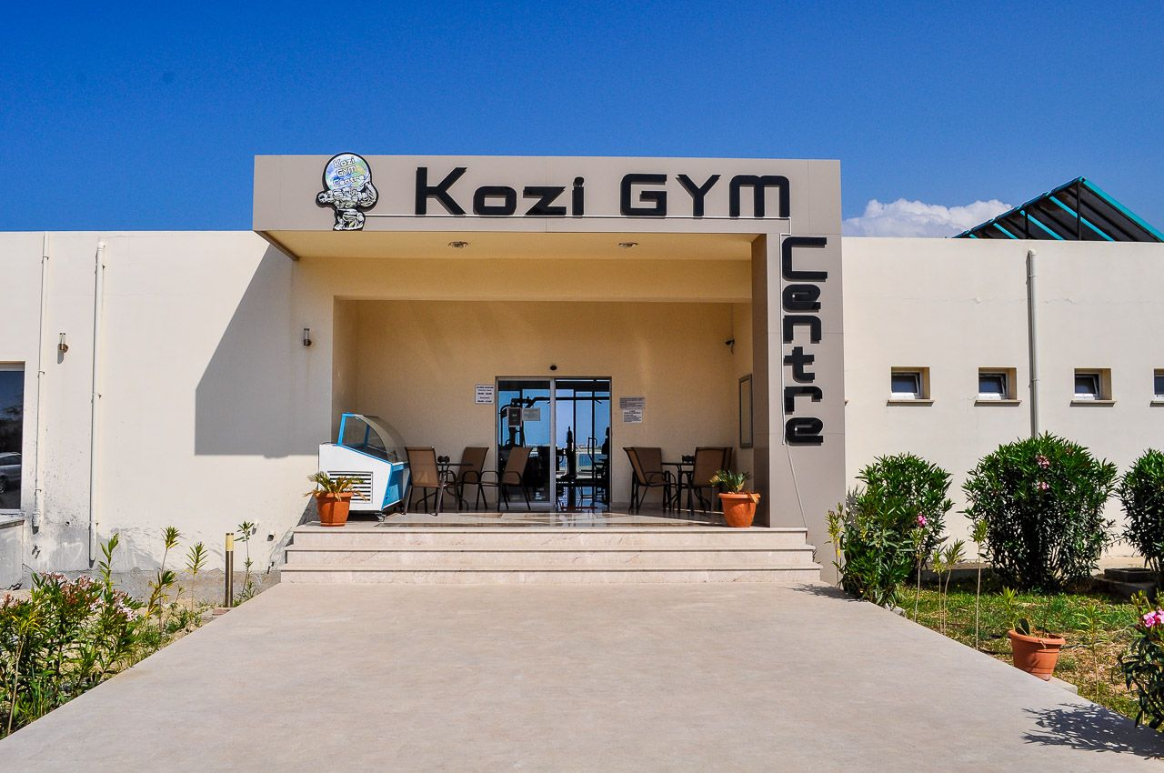 Фитнес KOZİ SPORT