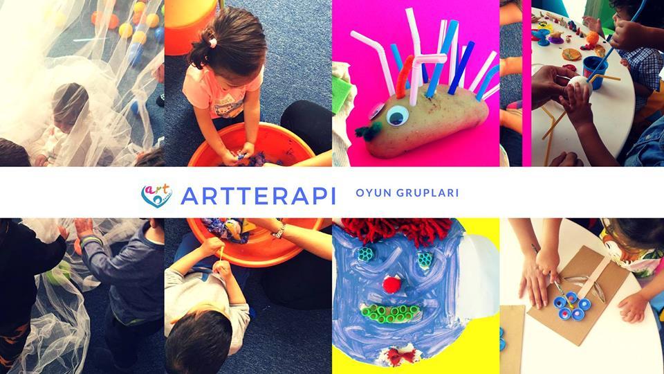 Artterapi для деток