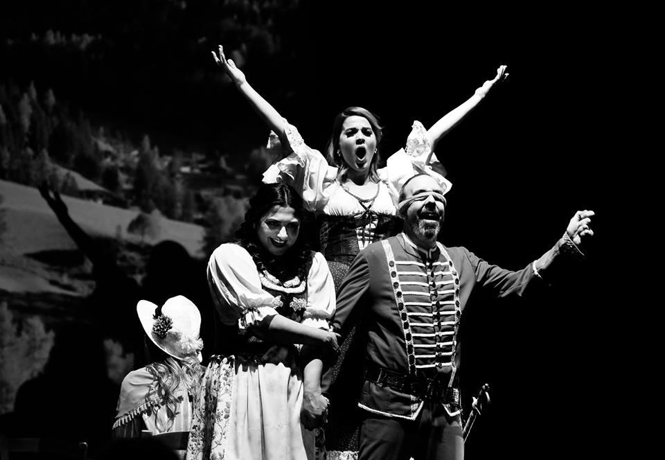 Опера Gaetano Donizetti «Зелье Любви»
