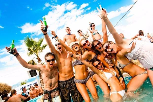 Пляжный фестиваль в Лапте