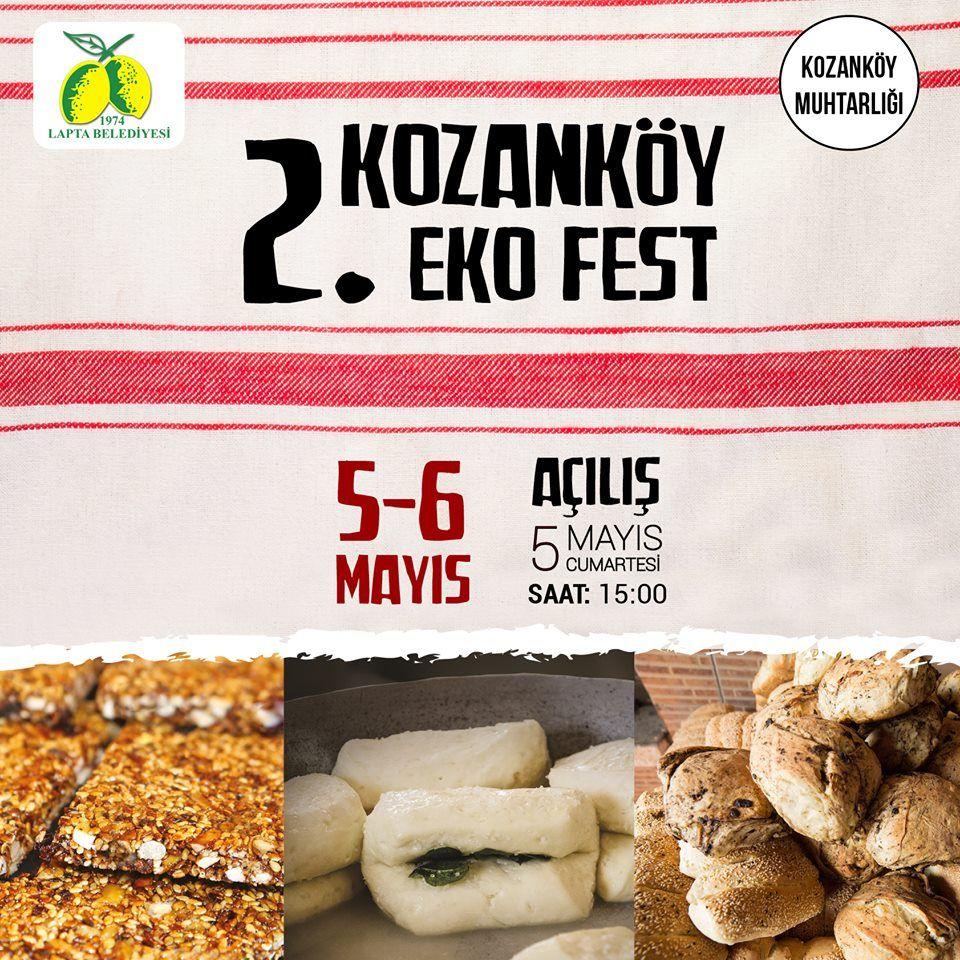 2-й эко-фестиваль в Козанкёе