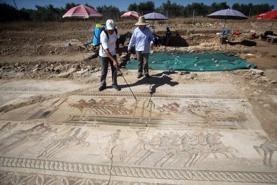 На Кипре ученые раскопали уникальный артефакт