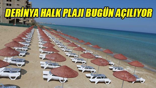 Сегодня состоится открытие пляжа в Вароше