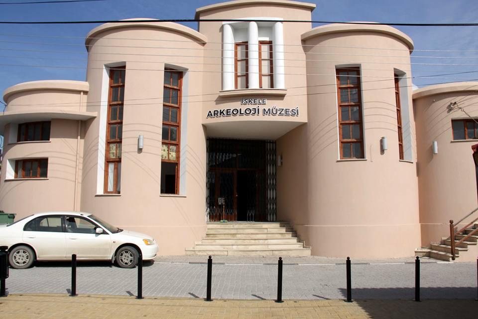 Археологический музей в Искеле на последнем этапе строительства