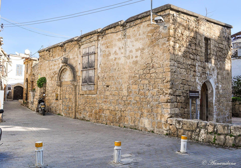 Церковь Хрисополитисса в Кирении
