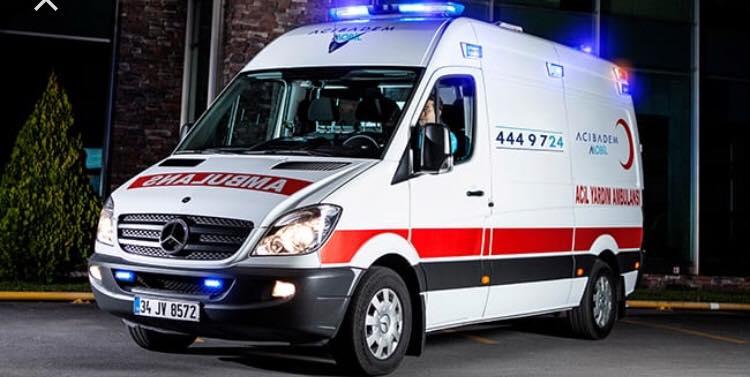 Новая станция скорой помощи в Бьюкконук