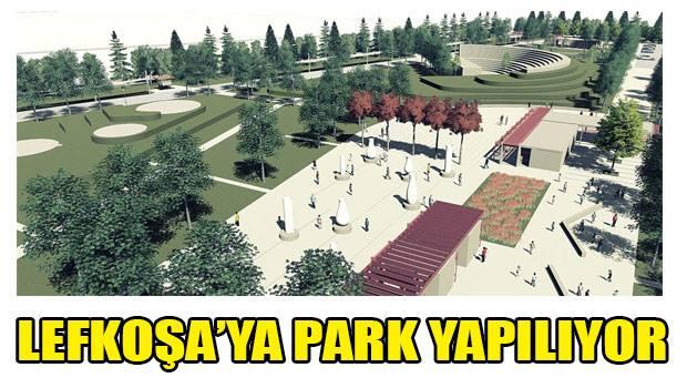 В Лефкоше построят большой парк