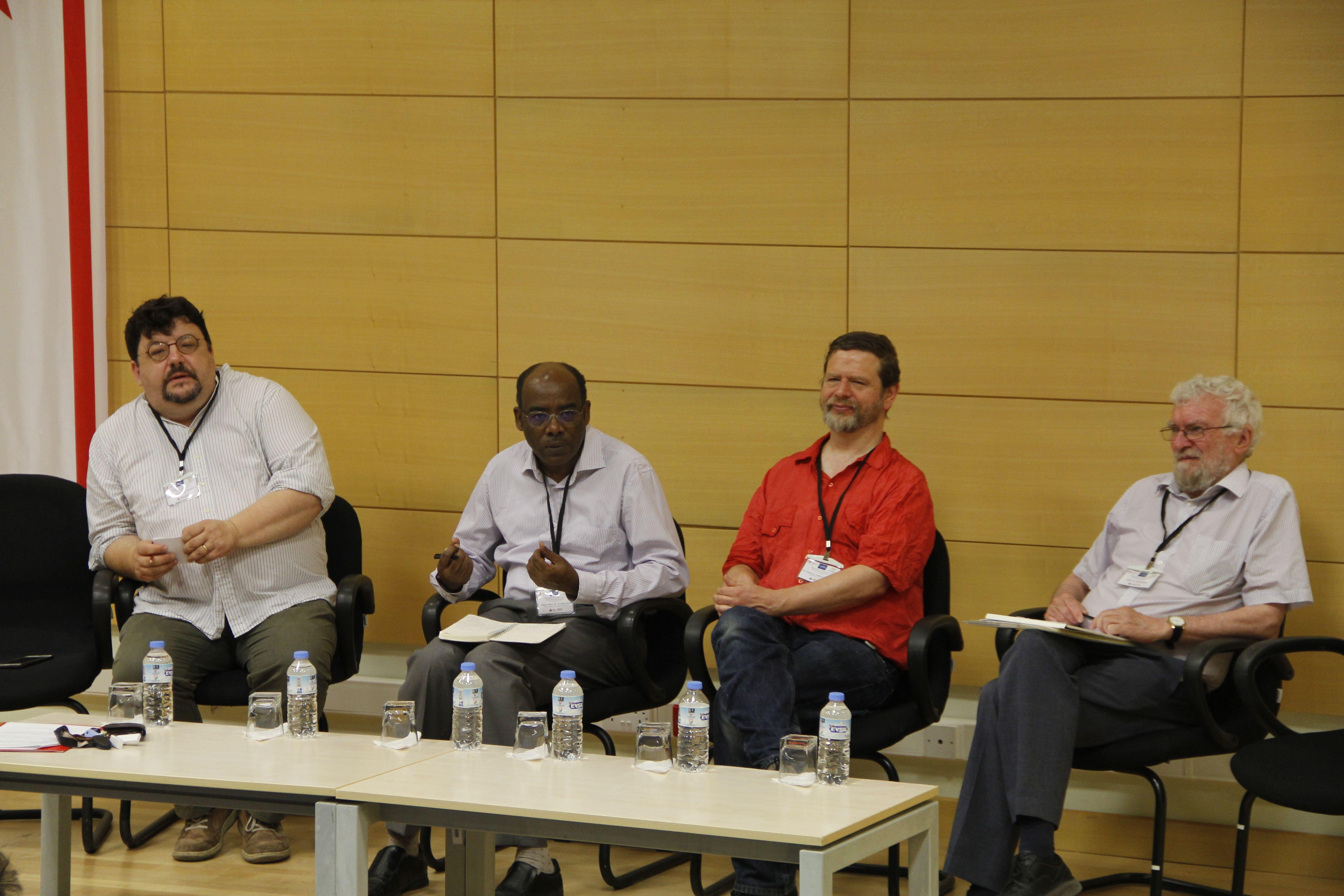 Международная конференция по экономике и безопасности прошла в ТРСК
