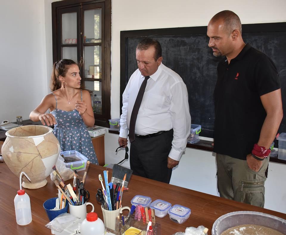 На Карпасе появится археологический музей