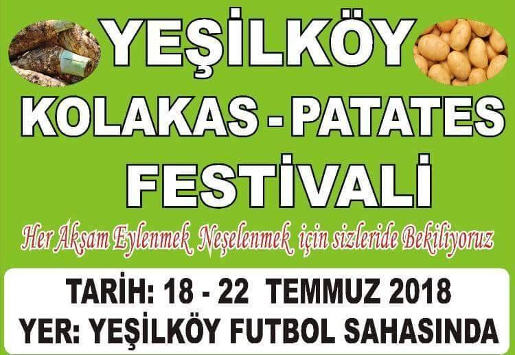 Фестиваль картофеля и колокаса