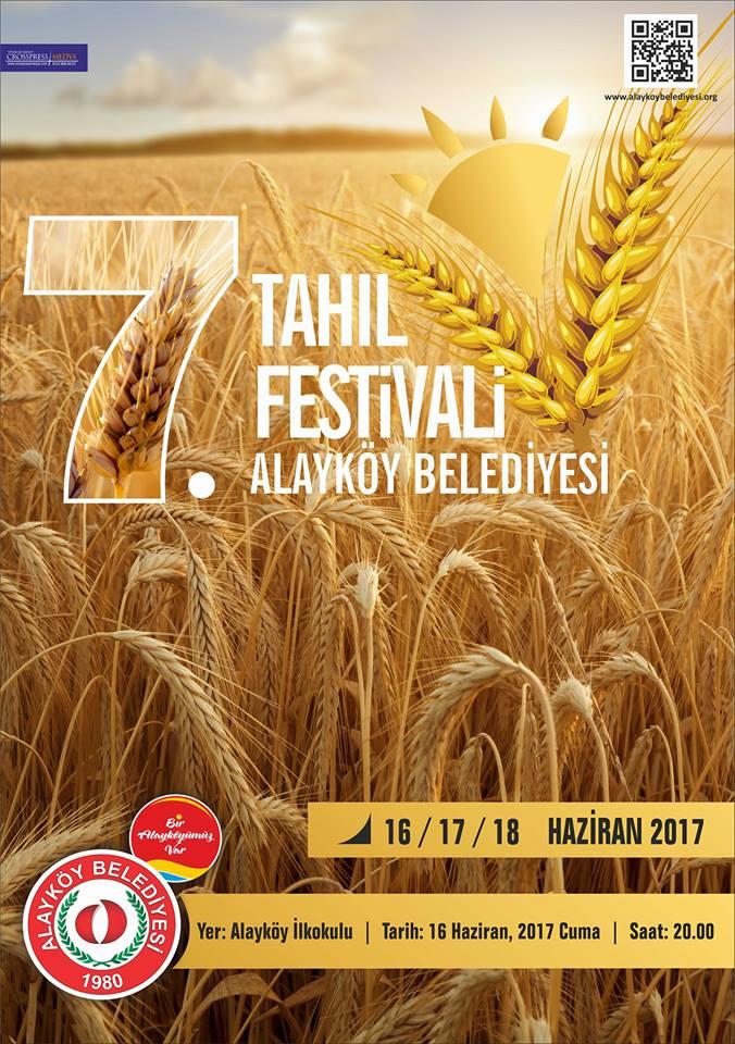 7-й фестиваль зерновых культур в Алакёе