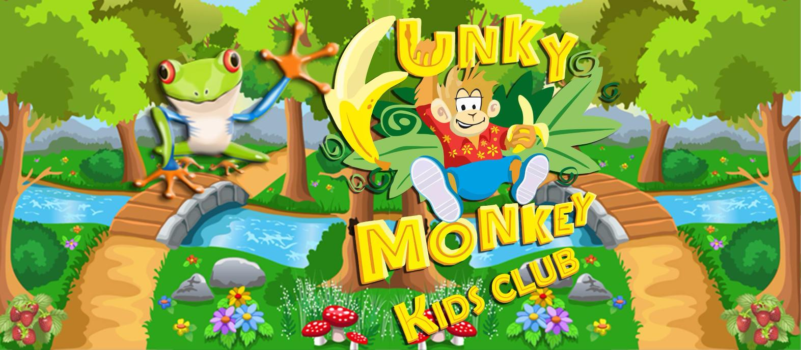 Funky Monkey Kids Club