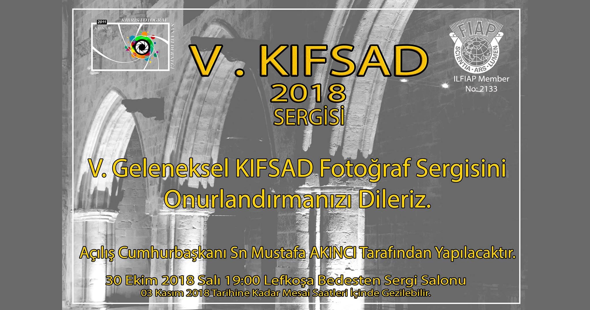 "Выставка фотографий ""V. KIFSAD 2018"""