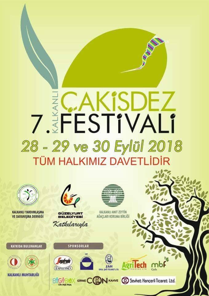 7-й фестиваль оливок Чакисдез