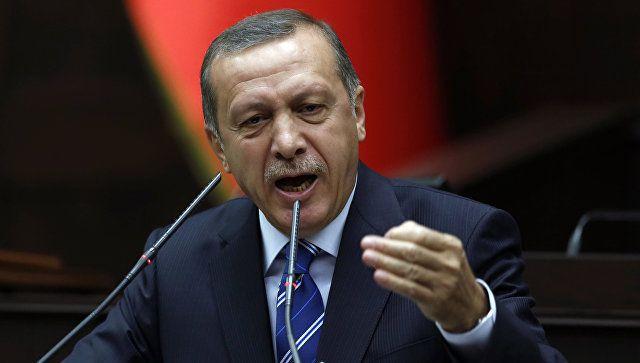 Эрдоган: «Добыча газа вблизи Кипра вызовет напряжение в регионе»
