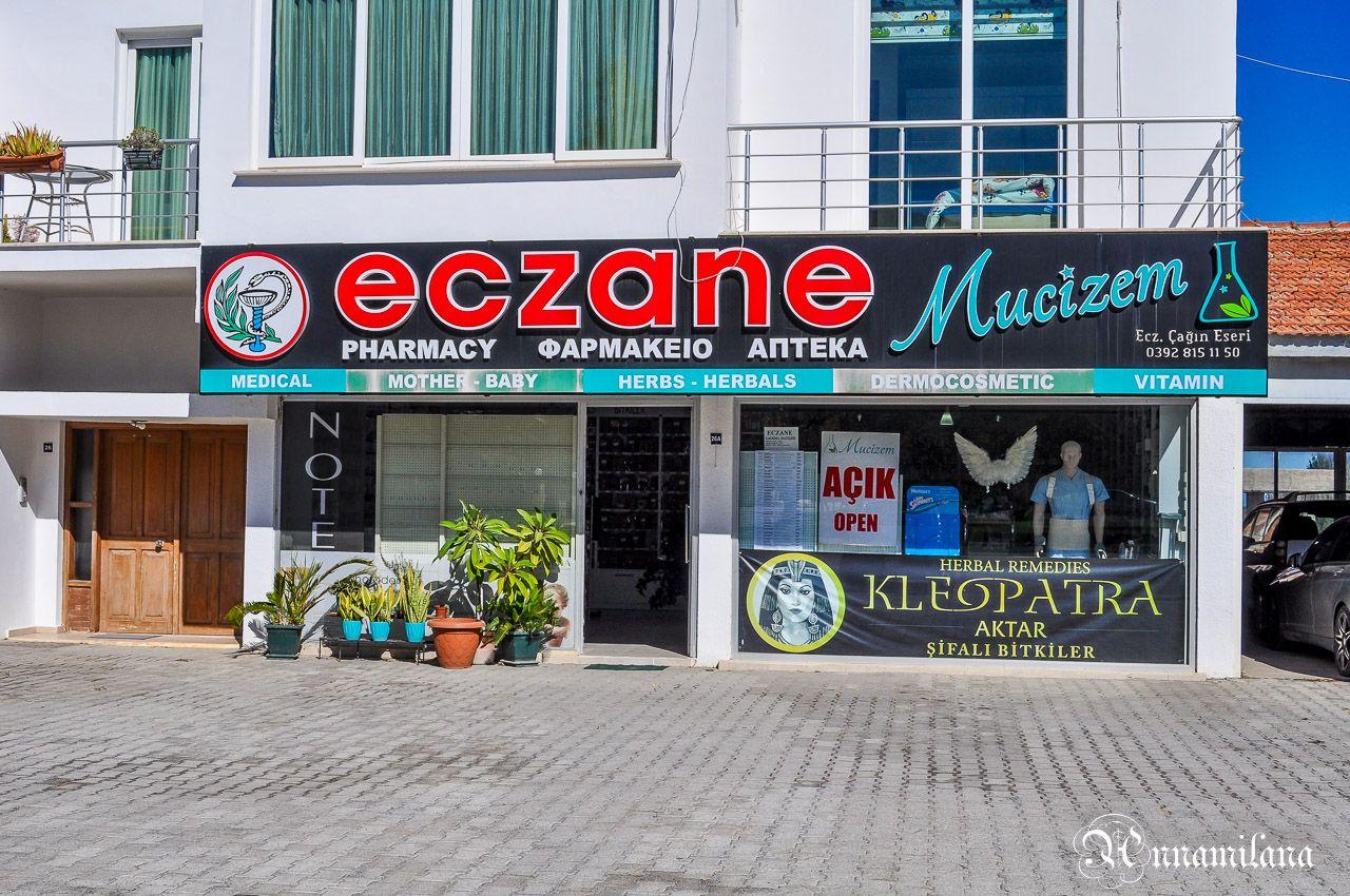 Аптека «Mucizem Eczanesi»