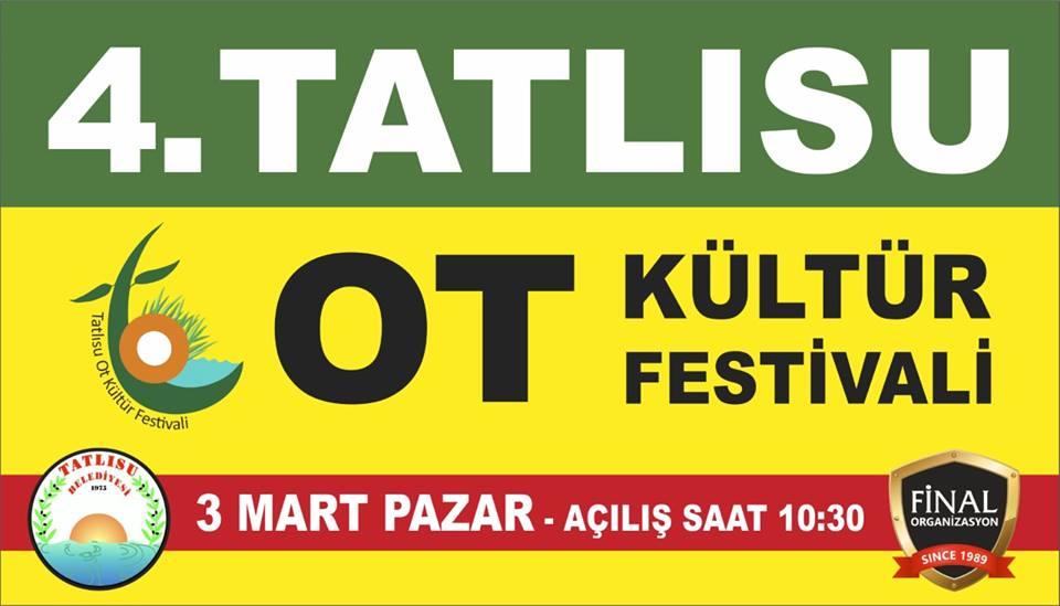 Фестиваль трав в Татлысу