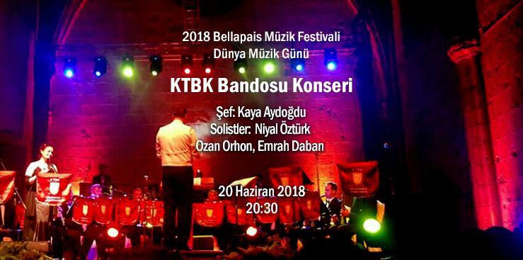 KTBK Bandosu Konseri в Аббатстве Беллапаис