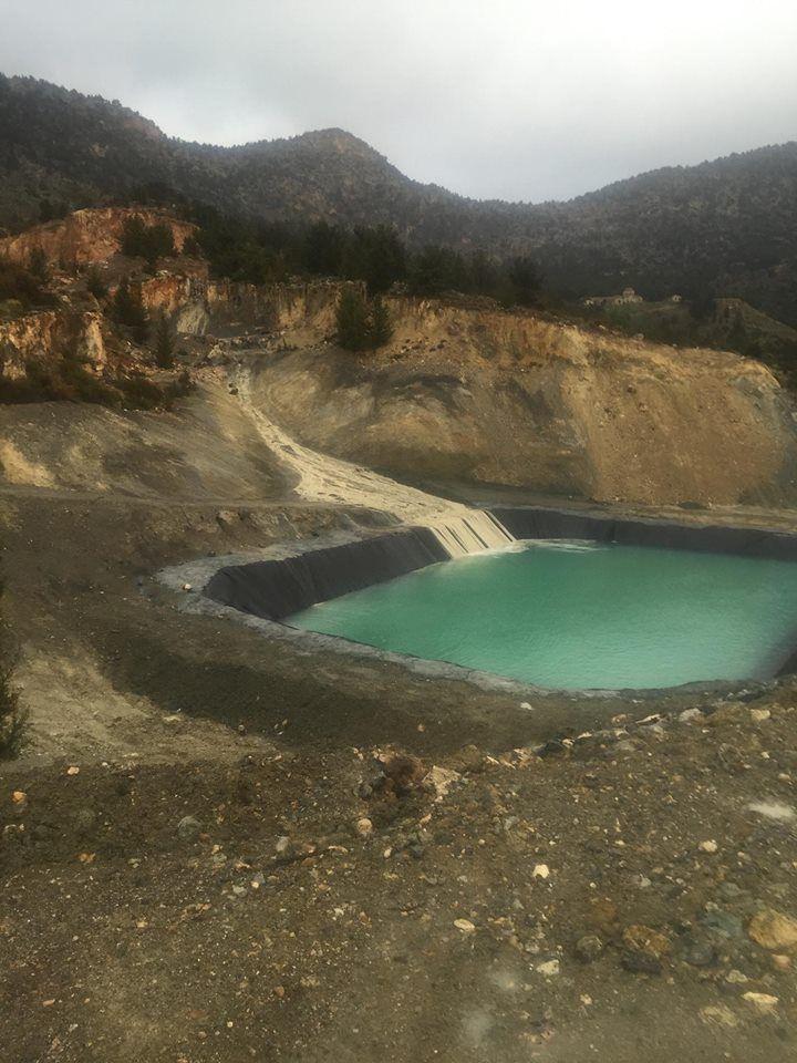 В заповеднике Ташкент появится большой водоем