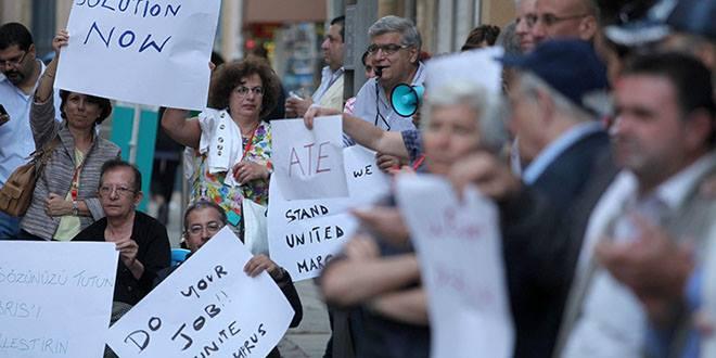 В Никосии пройдет демонстрация сторонников объединения Кипра