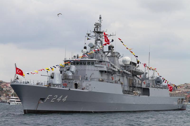 Жители Северного Кипра смогут побывать на борту турецкого корабля