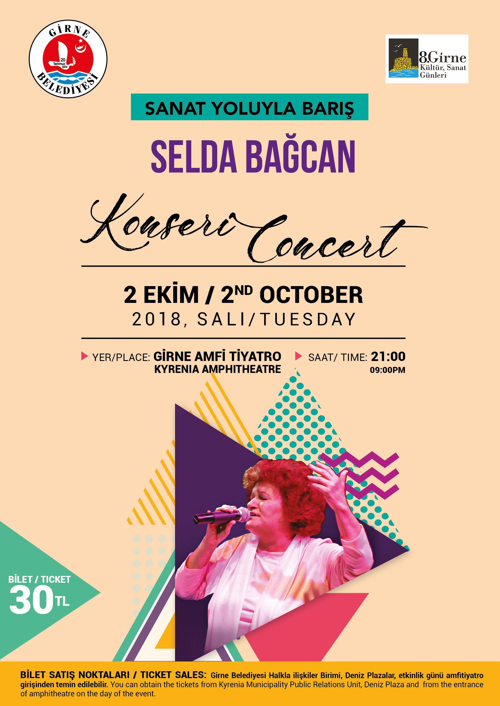 Концерт Selda Bagcan
