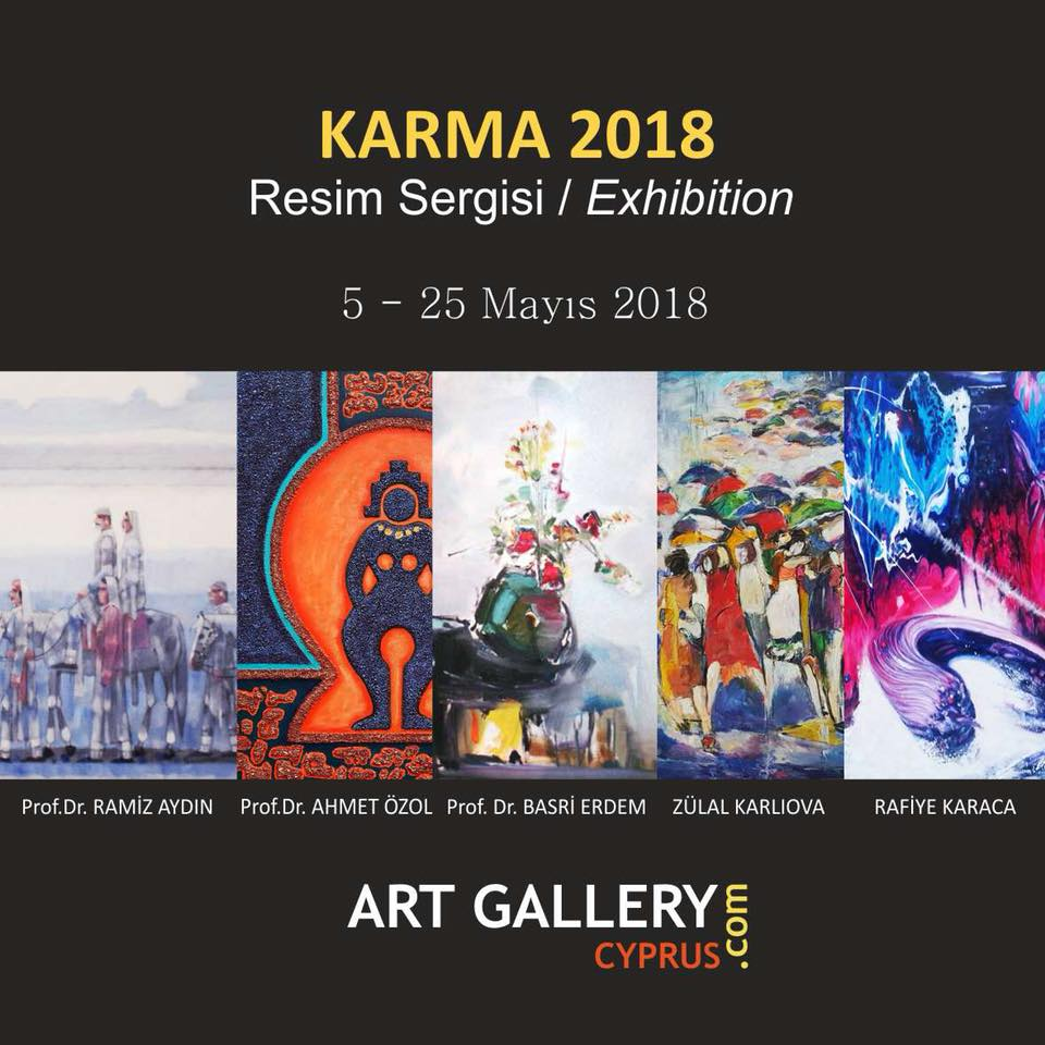 Выставка картин в Art Gallery
