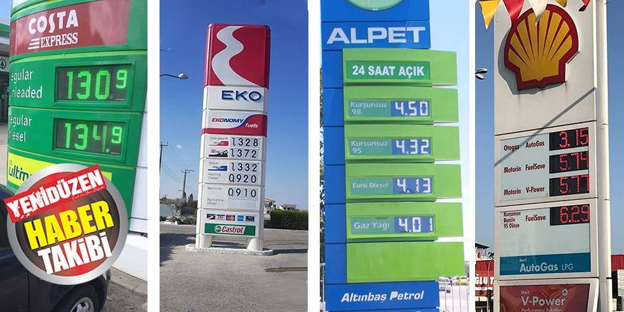 На Северном Кипре по-прежнему самый дешевый бензин