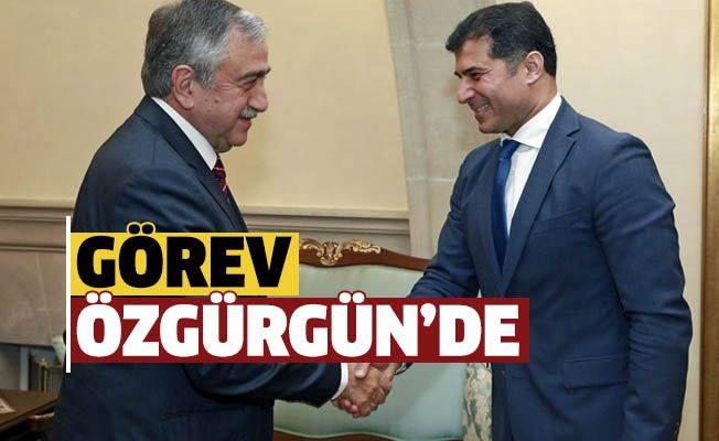 Акынджи доверил формировать новое правительство Озгюргюну