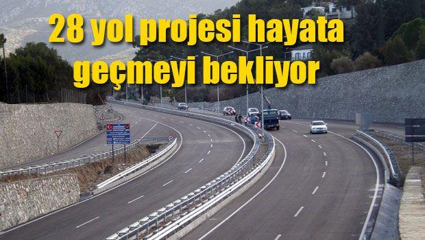 Трасса между Лефкошей и Киренией будет отремонтирована в 2018 году