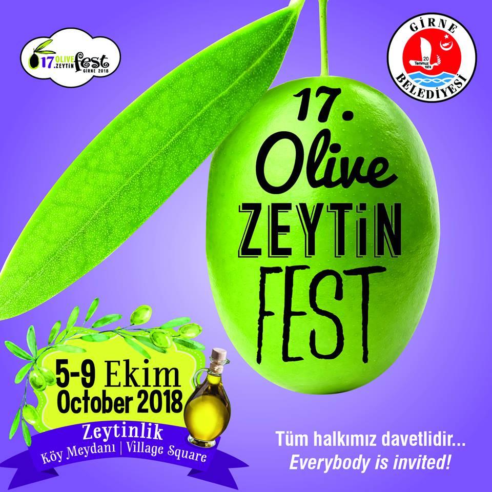 Фестиваль оливок