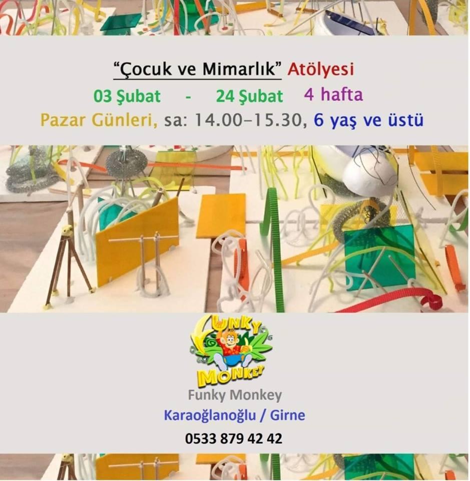 Детская архитектурная мастерская