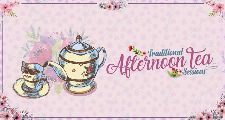 Новый сезон afternoon tea