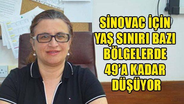 Sinovac начнут вводить с сегодняшнего дня людям 49+