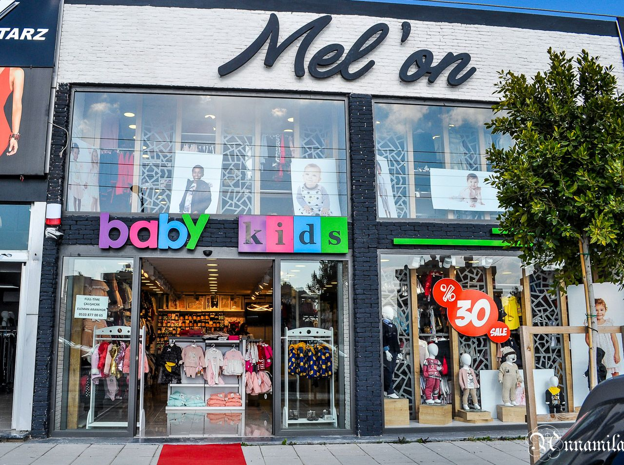 Магазин детской одежды «Mel'on KIDS»