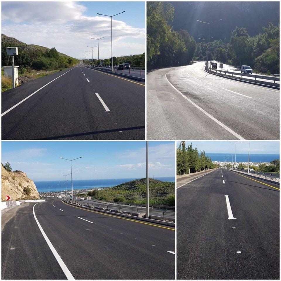 Состоялось открытие дороги из Лефкоши в Кирению