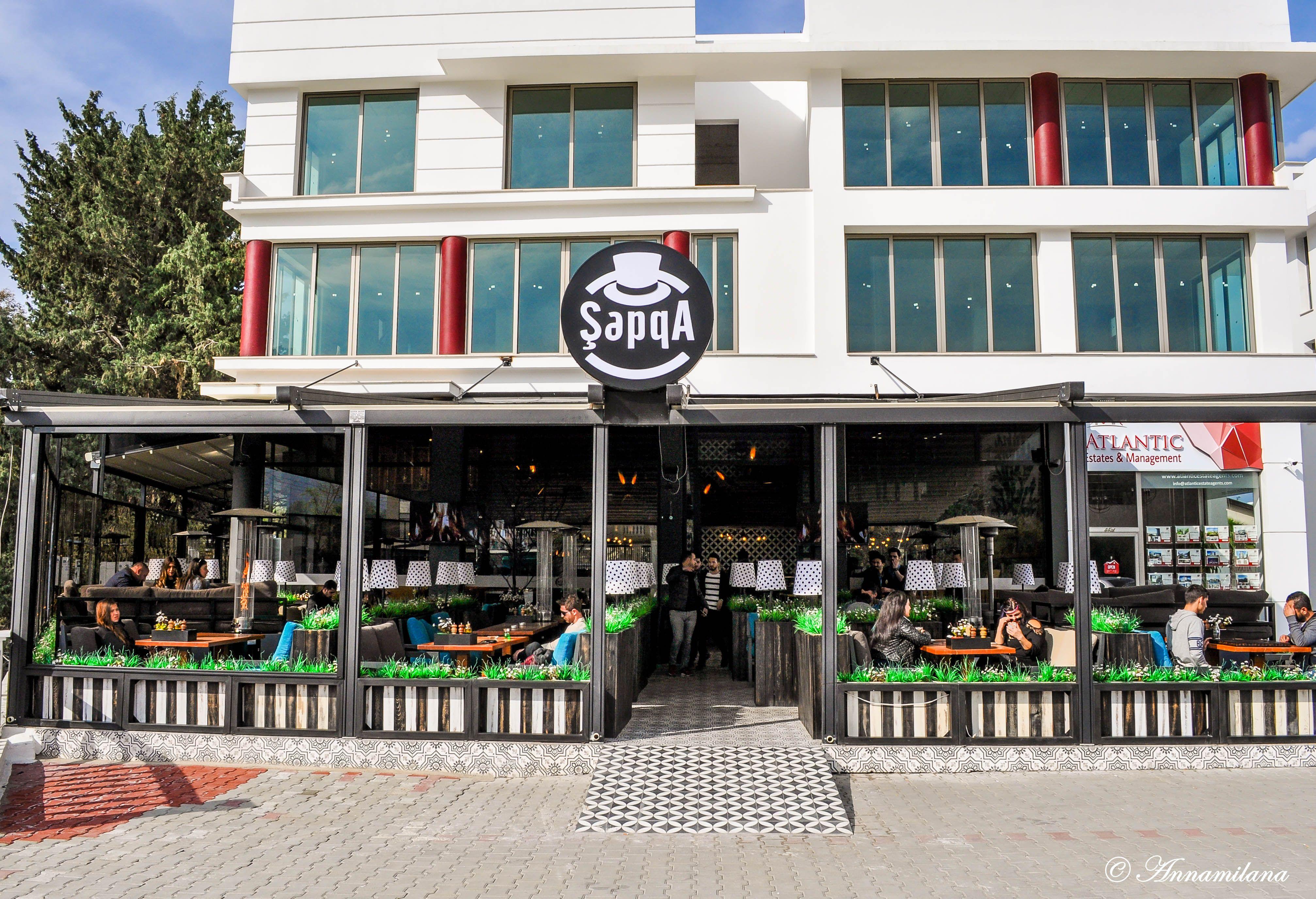 Кофейня «Şapqa»