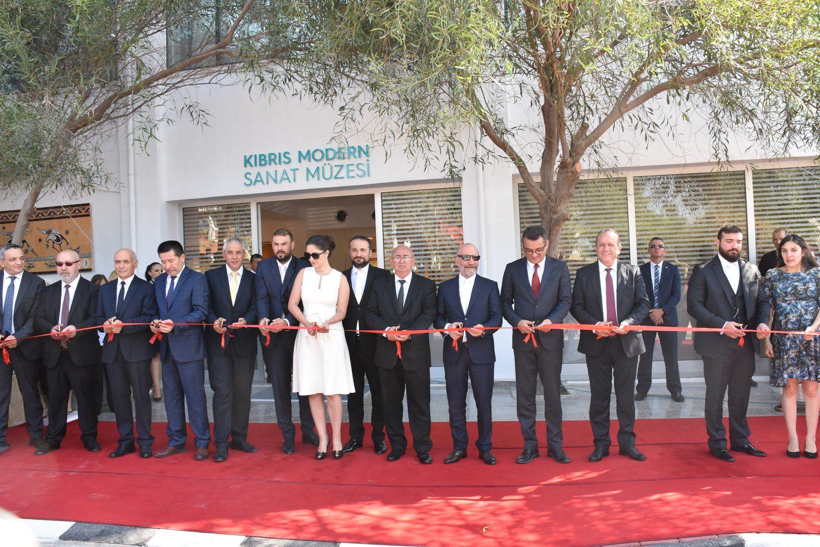 На Кипре открылся музей современного искусства