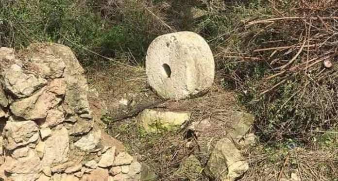 В одной из деревень Гюзельюрта обнаружена древняя мельница