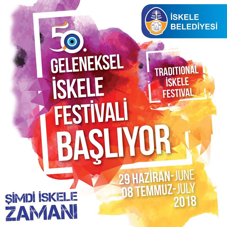 50-й традиционный фестиваль в Искеле