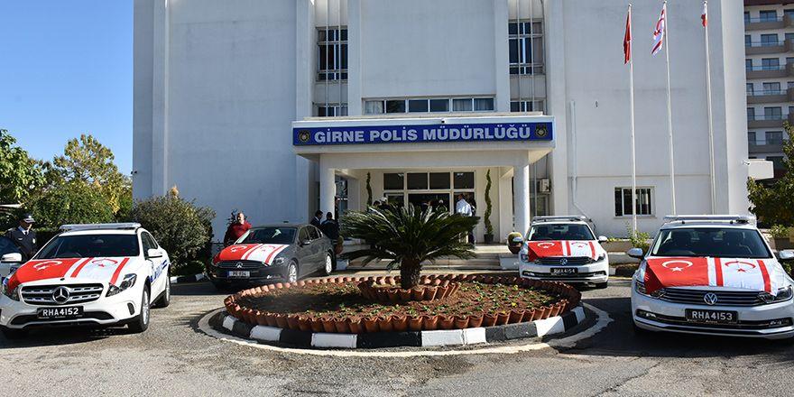 Новое пополнение в автопарке полиции Кирении