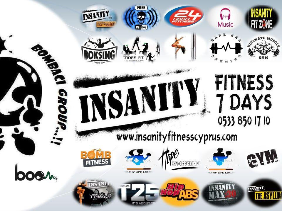 Фитнес Insanity